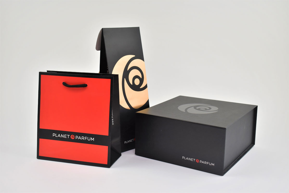 Draagtas Cosmetics Planet Parfum