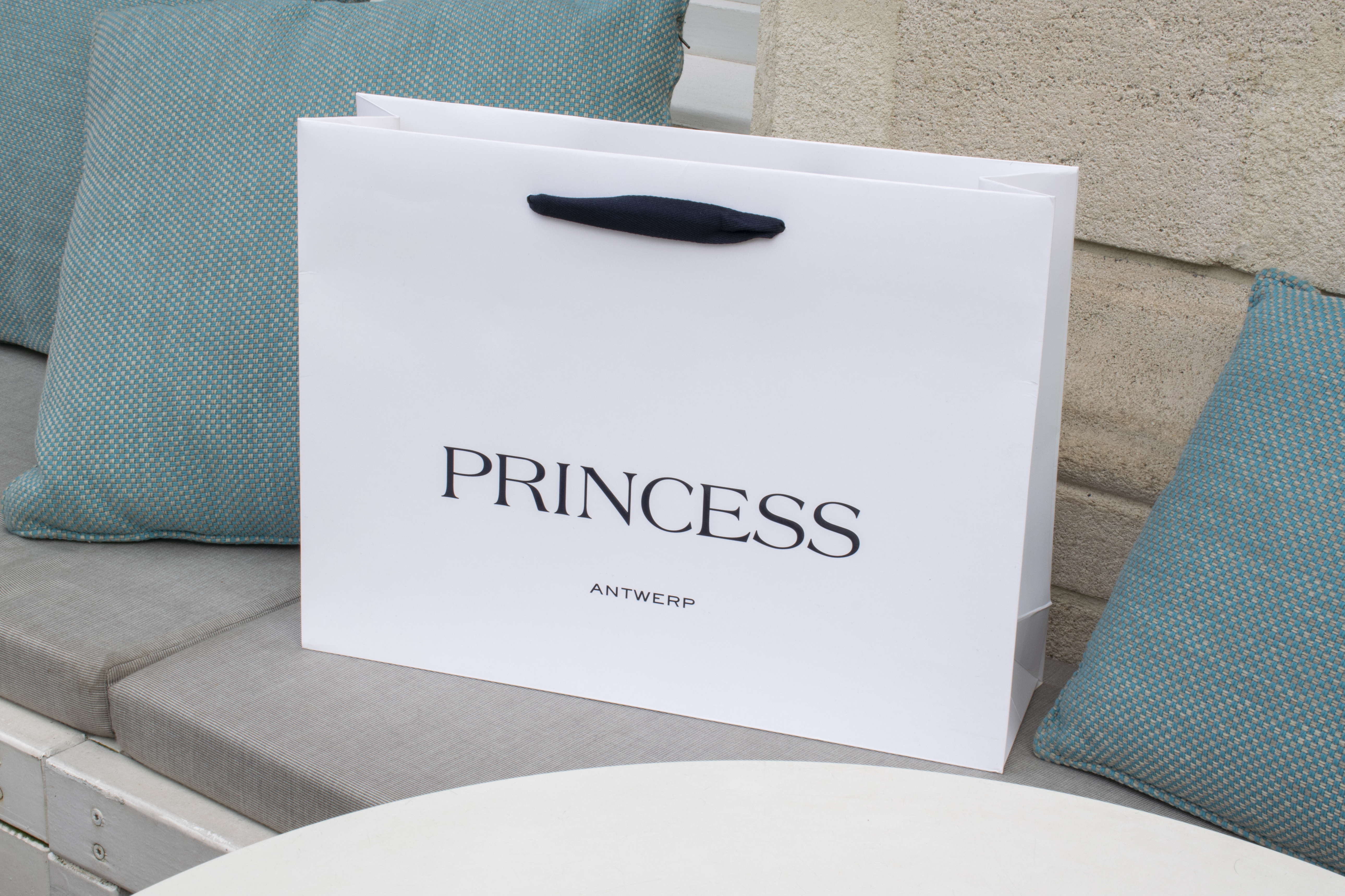 Draagtas Fashion Princess