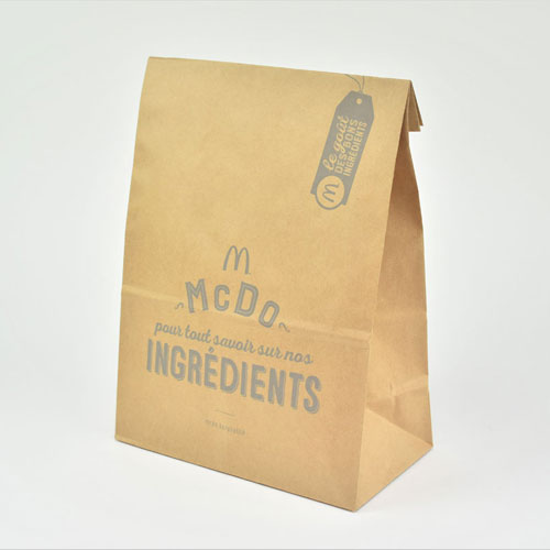 Draagtas Food McDonalds