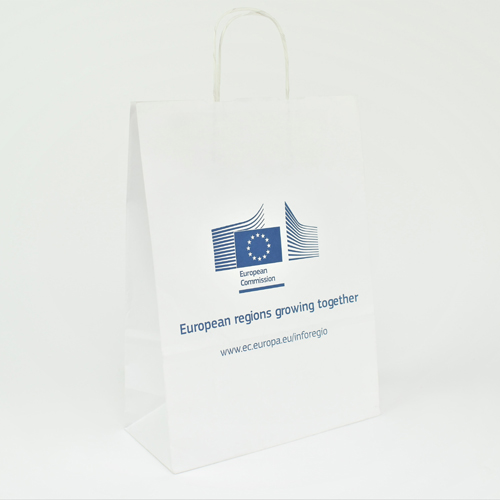 Papieren draagtas European Commission