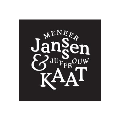 Logo Meneer Janssen & Juffrouw Kaat