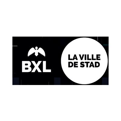 Logo De stad Brussel