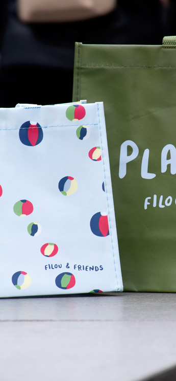 Draagtas Filou & Friends