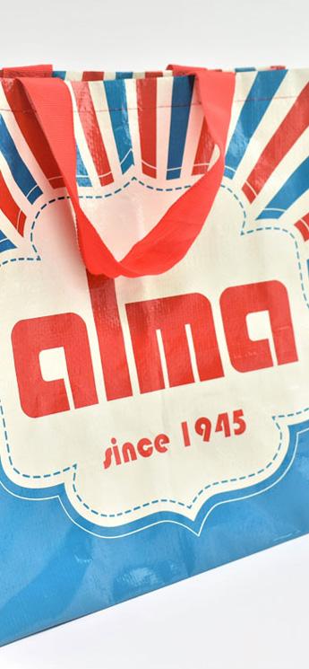 Draagtas Alma