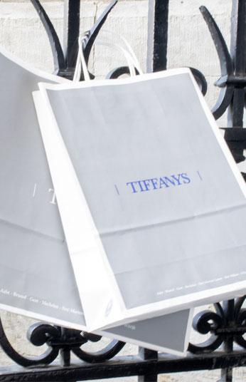 Draagtas Tiffanys