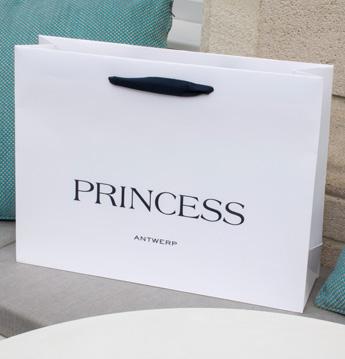 Draagtas Princess Antwerp