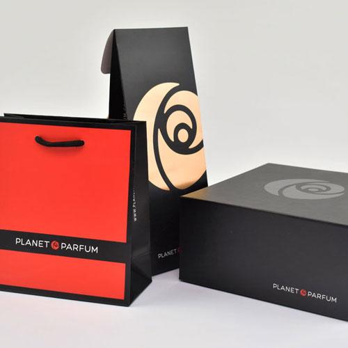 Cosmetics Draagtas Planet Parfum